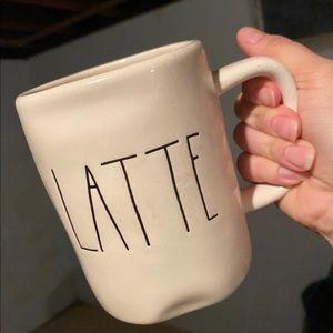 Rae Dunn Latte mug